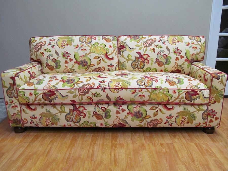 Floral Print Sofas