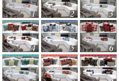 All 12 Days of Pillows 2012
