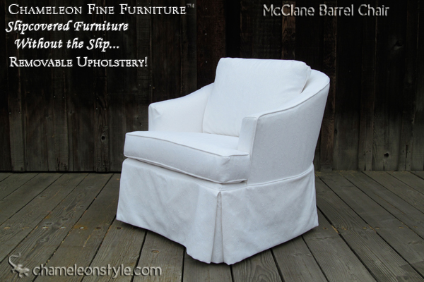 Mcclane Barrel Chair
