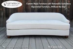 McClane Sofa - Chameleon Fine Furniture