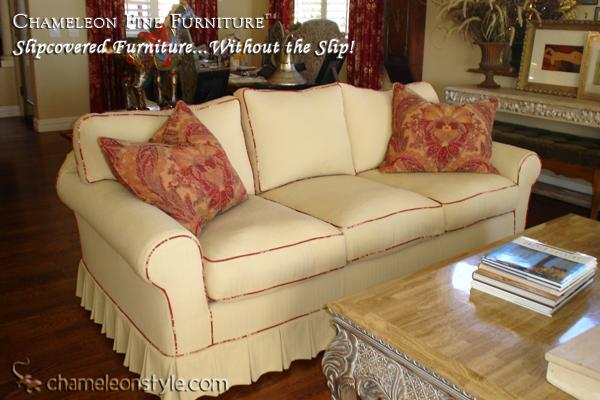 Kerrie Sofa. Chameleon Fine Furniture™