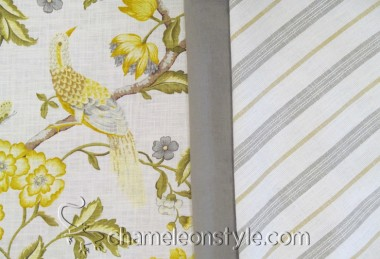 Friday Fabric Fix – Lemon Zest