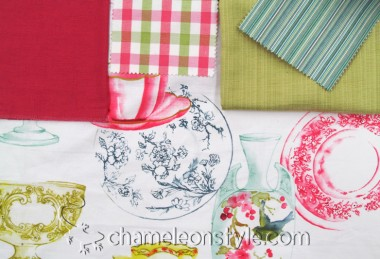 Friday Fabric Fix – Afternoon Tea