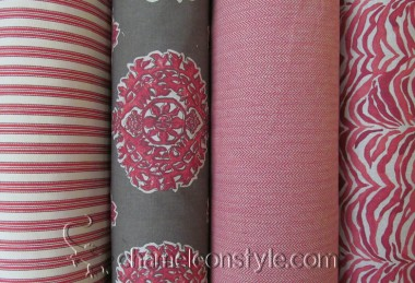 Friday Fabric Fix – Madras and Corals