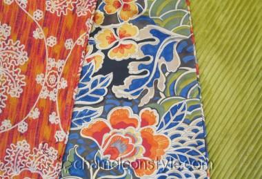 Friday Fabric Fix – Spicy Zen Garden