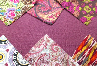 Friday Fabric Fix – The perfect coordinate!