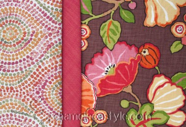 Friday Fabric Fix – Fun and Fresh Colors