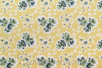 Cecelia - Lemon Decorator Fabric