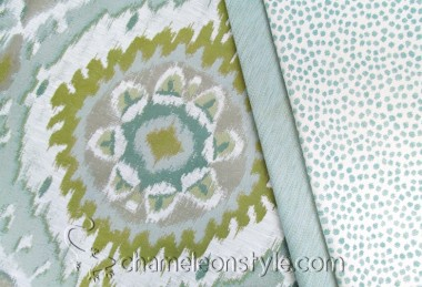 Friday Fabric Fix – Elegant Spa