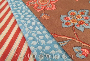 Friday Fabric Fix – More French General
