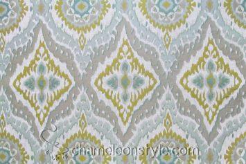 Trevally - Jade Decorator Fabric