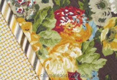 Friday Fabric Fix – Harvest Traditional Floral