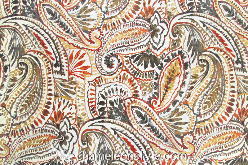 Ummi - Sunset Decorator Fabric