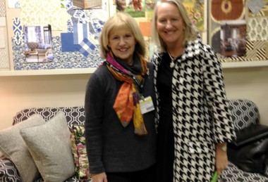 High Point Fabric Show – Winter 2014