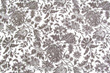 Ananya Charoal Fabric