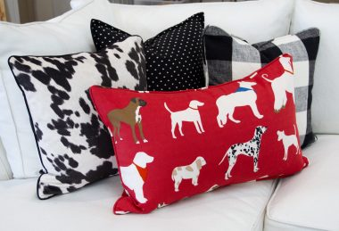 12 Days of Pillows 2018 – Animal (Day 10)