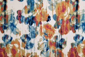 Argasio Kay Cobalt Decorator Fabric