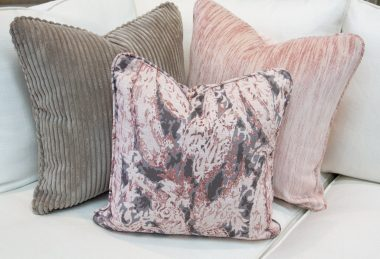 12 Days of Pillows 2018 – Blush (Day 6)