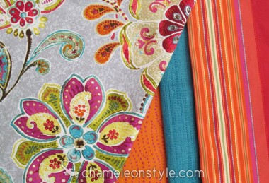 Friday Fabric Fix – Bright and Lively
