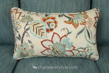 "Brighton Blossom - Flint Pillow Covers.  <a href=""https://www.chameleonstyle.com/product/chameleon-style-power-pillow-cover-16x26-brighton-blossom-flint/"">Click here to buy it!</a>"