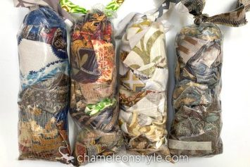 Chameleon Style Scrap Bag Daily Edition!