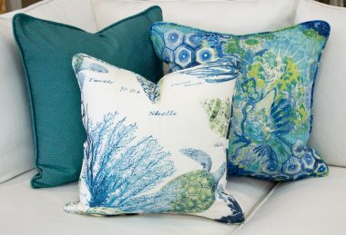 12 Days of Pillows 2018 – Coastal (Day 2)