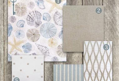 Fabric Curations – Coastal Collection I