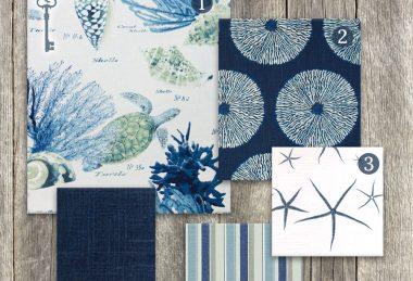 Fabric Curations – Coastal Collection III