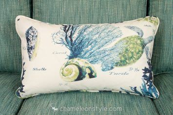 "16x26 Pillow Cover in Corales - Blue Mediterraneo.  <a href=""https://www.chameleonstyle.com/product/power-pillow-cover-16x26-corales-blue-mediterraneo/"">Click here to buy it!</a>"
