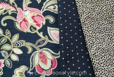 Friday Fabric Fix – Vibrant, Dramatic, and Traditional