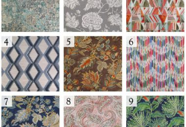 Vote for your Favorite Fabrics!