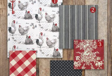 Fabric Curations – Farmhouse Collection II