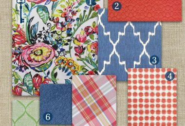 Fabric Curations – Flower Power Collection I