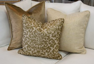 12 Days of Pillows 2018 – Golden Glam (Day 11)