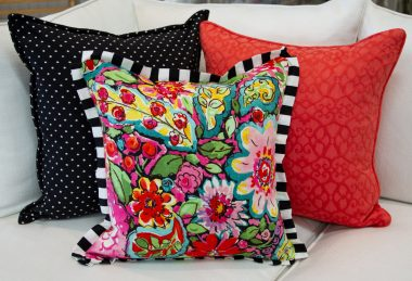 12 Days of Pillows 2018 – Just for ME (Day 12)
