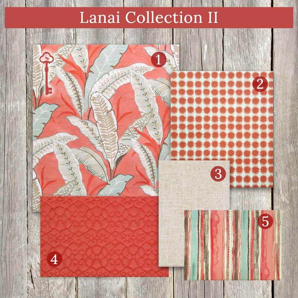 chameleon style fabric combination collection curation lanai collection
