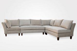 Lielle Sectional Chameleon Fine Furniture