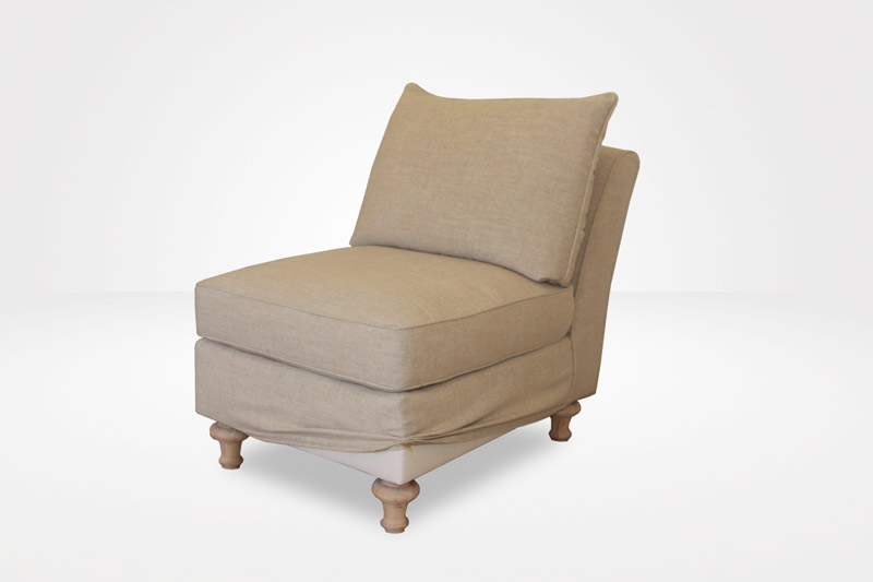 Lielle Slipper Chair
