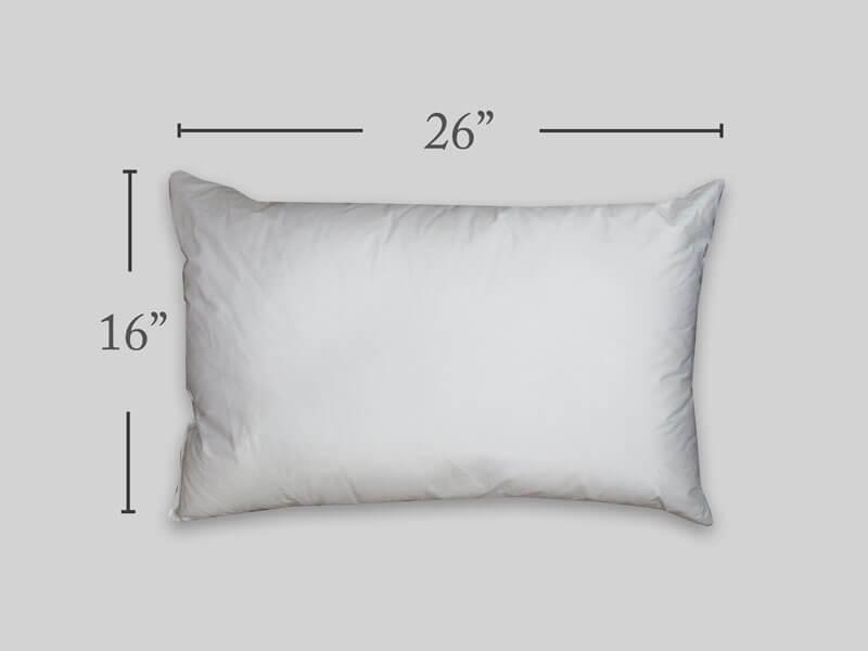 16 x 26 Power Pillow™ Form Angel Hair   Chameleon Style®