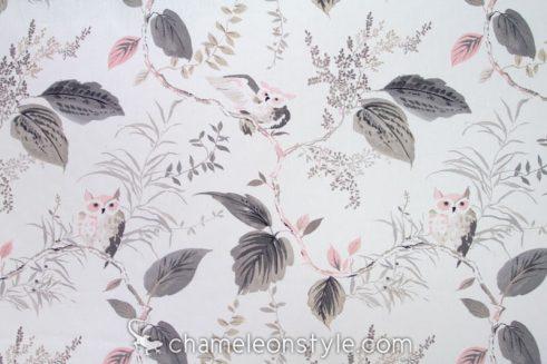 Strix Blush Fabric