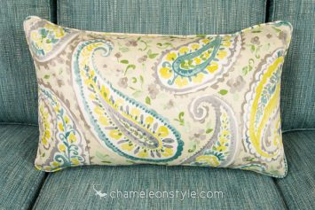 """Watercolors - Mist Pillow Covers.  <a href=""""https://www.chameleonstyle.com/product/chameleon-style-power-pillow-cover-16x26-watercolors-mist/"""">Click here to buy it!</a>"""