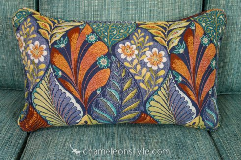 """16x26 Pillow Cover in Whimsical - Calypso.  <a href=""""https://www.chameleonstyle.com/product/power-pillow-cover-16x26-whimsical-calypso/"""">Click here to buy it!</a>"""