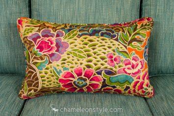 "16x26 Pillow Cover in Zen Garden - Darjeeling.  <a href=""https://www.chameleonstyle.com/product/power-pillow-cover-16x26-zen-garden-darjeeling/"">Click here to buy it!</a>"