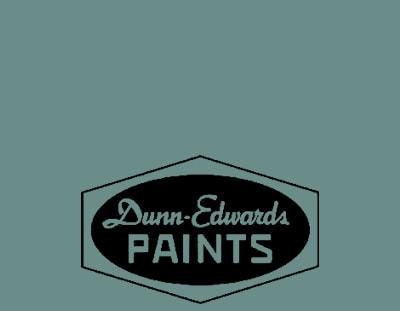 dunn edwards paint Aspen Hush chameleon style bridge color lagoon