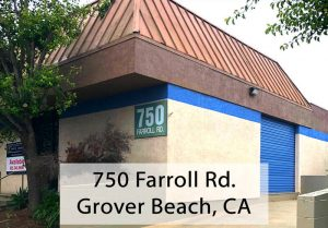 Chameleon has moved to 750 Farroll Rd Grover Beach, ca